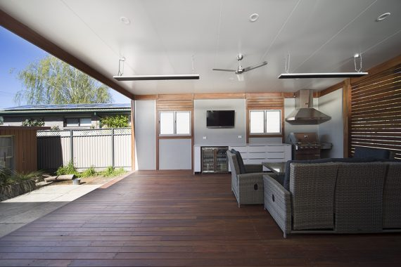 ACT Decks - O'Connor - Outdoor kitchen